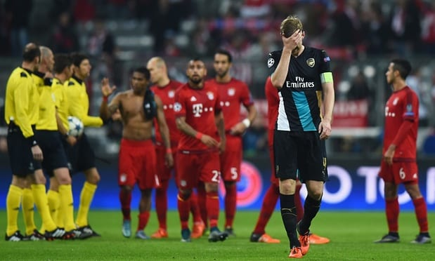bayern v arsenal - WTX News Breaking News, fashion & Culture from around the World - Daily News Briefings -Finance, Business, Politics & Sports