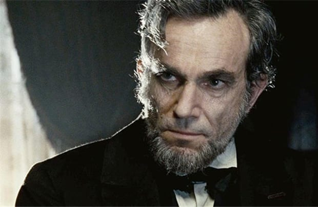 Daniel Day Lewis playing president Lincoln retires from acting