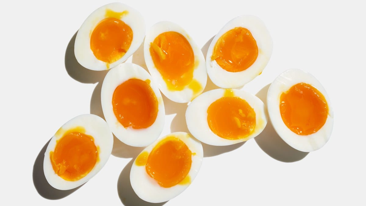 Fresh eggs are largely unaffected, with contaminated eggs