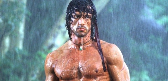 Sylvester-Stallone the Hollywood Legend