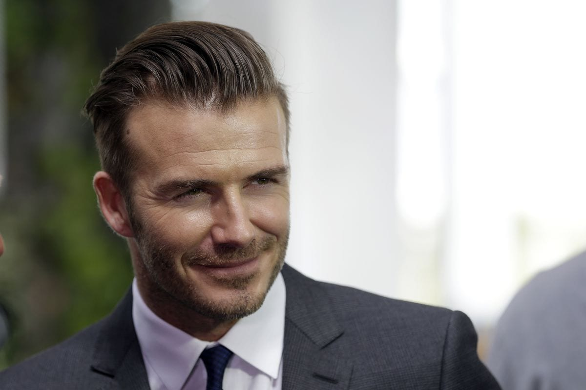 Beckham, who joined LA Galaxy from Real Madrid in 2007, becomes the first former MLS player to own a team in the league.