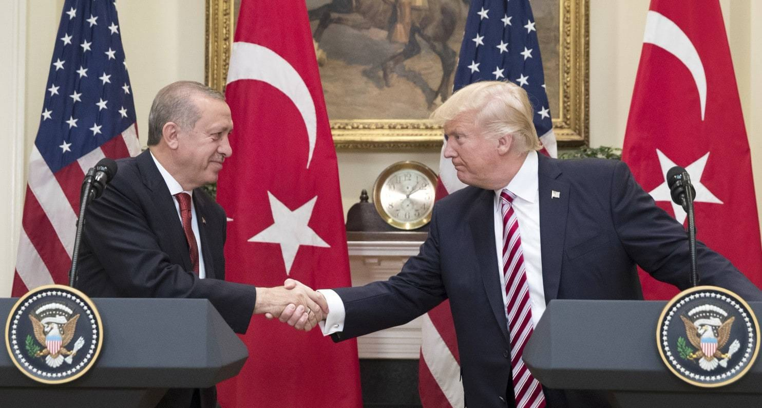 Erdogan gives Trump a masterclass in foreign policy
