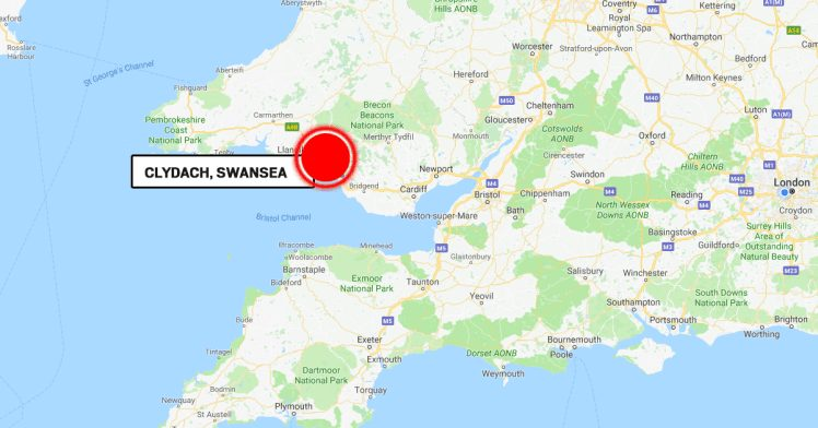 Breaking News: Earthquake Hits wales and England