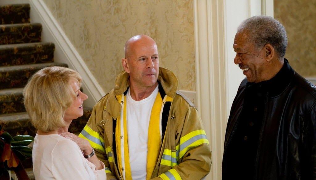 Firefighter killed in blaze on set of Bruce Willis movie