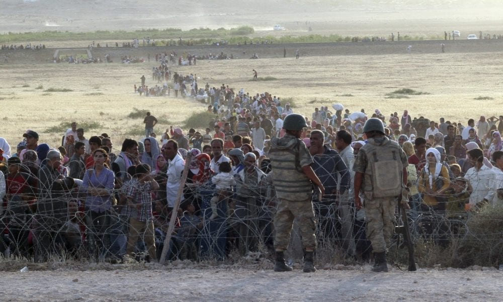 Helping is always a good idea - Syrian Refugee Crisis