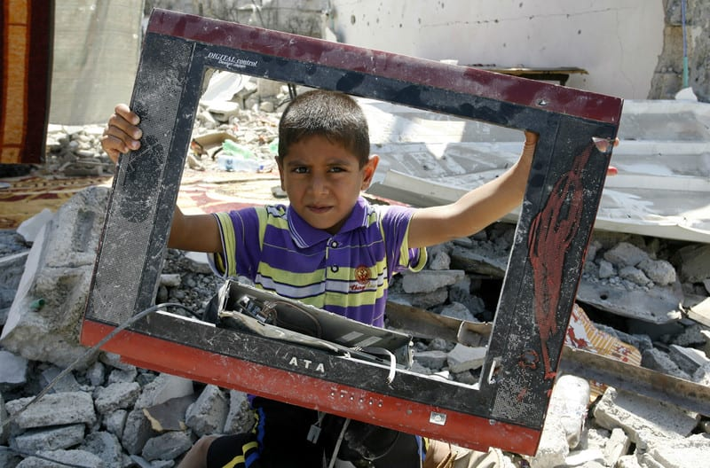 In Response to Israel's Latest Massacre in Gaza