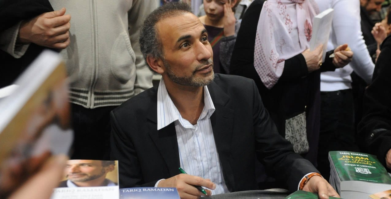 Swiss academic Tariq Ramadan, professor of contemporary Islamic studies at the University of Oxford