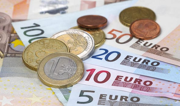Foreign nations have started offering lower rates on Sterling to encourage transactions in Euro's