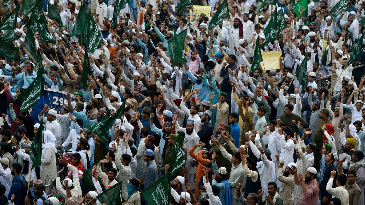 Pakistan's historic ruling on Asia Bibi blasphemy case - but isolated, as many believe justice has prevailed