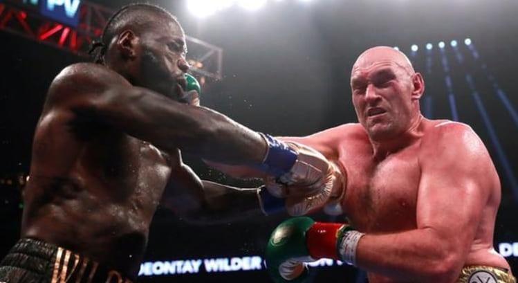 Tyson Fury demands a rematch