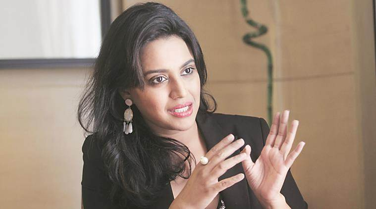 Indian actor Swara Bhaskar has revealed she was sexually harassed by a director