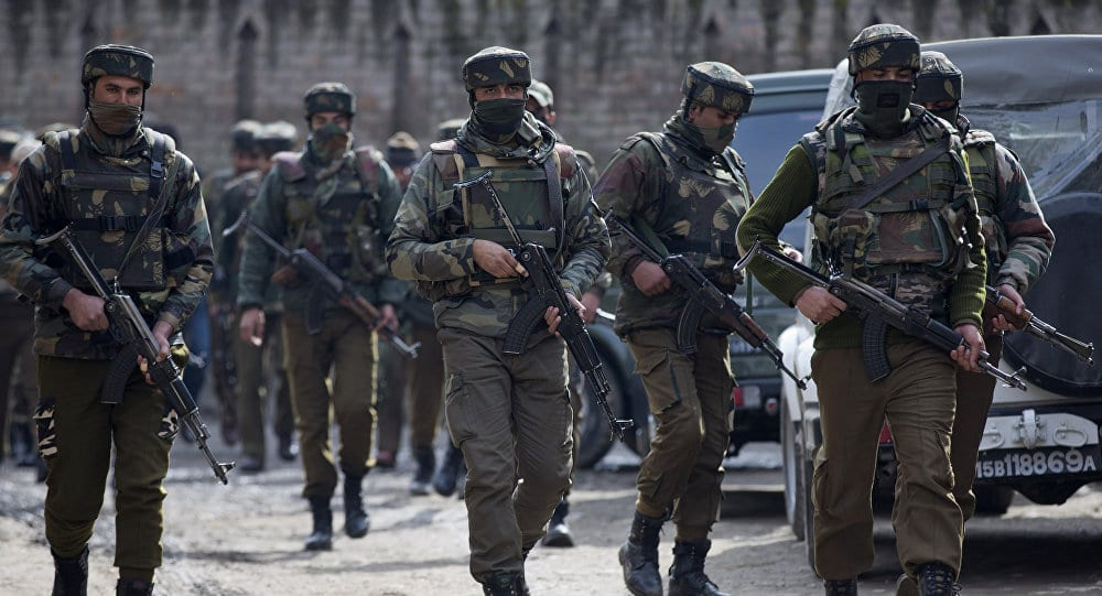 India deploys 10,000 more troops in Kashmir