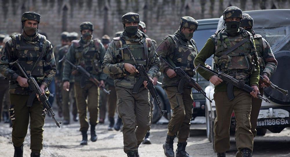 Breaking News: India firing across the LoC border killing 4 injuring 13