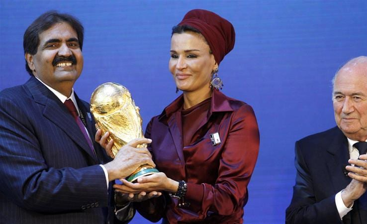 Lynton Crosby offered to undermine 2022 Qatar World Cup
