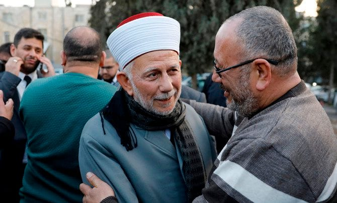 Sheikh Abdel Azeem Salhab arrested in East Jerusalem