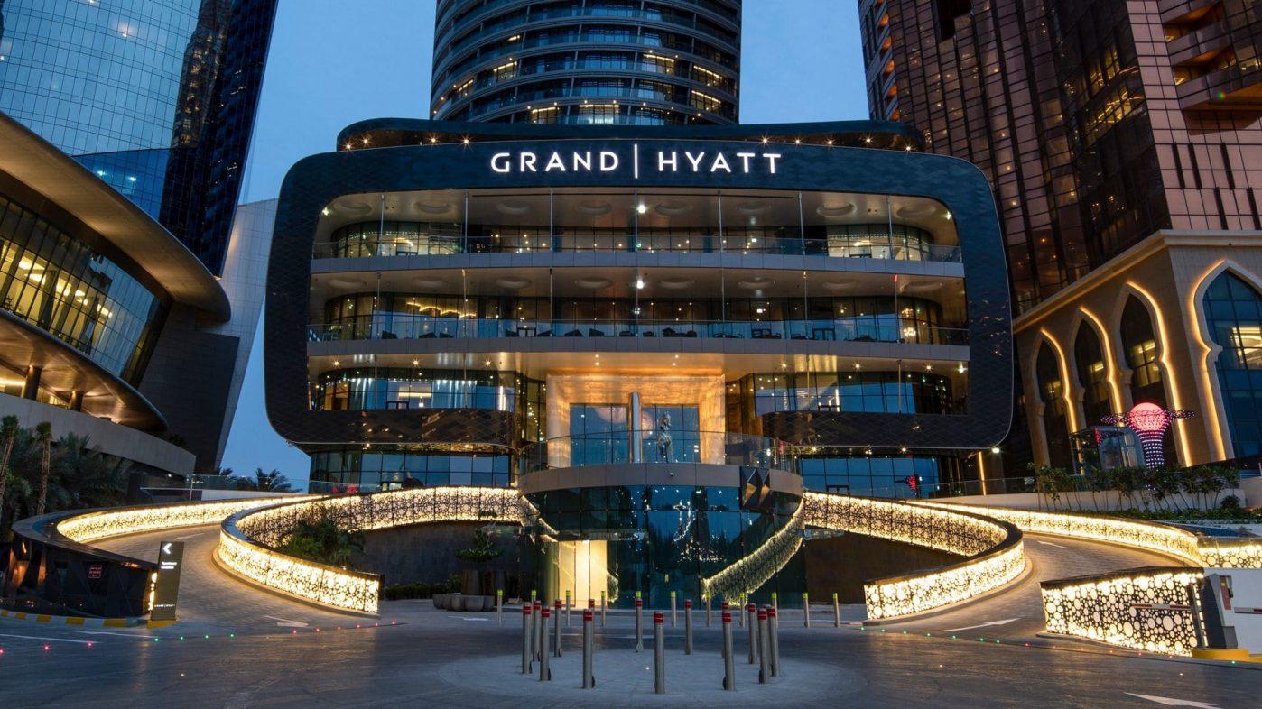 Grand Hyatt Abu Dhabi Hotel forced closed until further notice