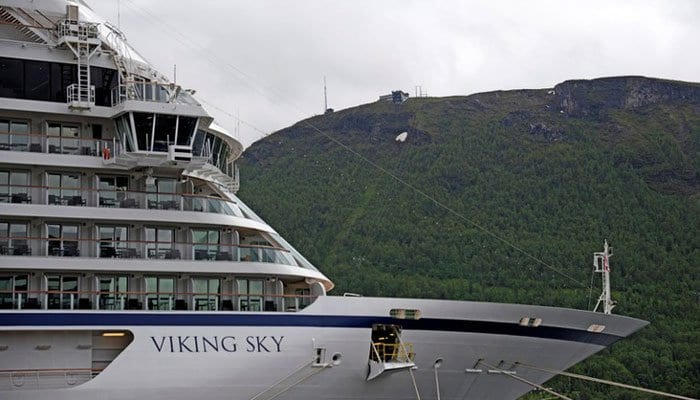 The Viking Sky's evacuation was a slow and dangerous process, as passengers needed to be hoisted one-by-one from the cruise ship to the five available helicopters.