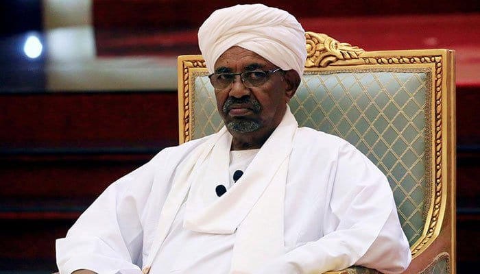 Sudanese President Omar Al-Bashir was ousted by the army on Thursday