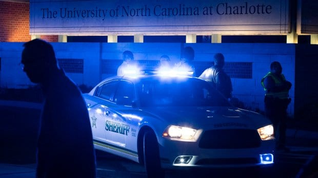 Breaking News: North Carolina shooting in American university