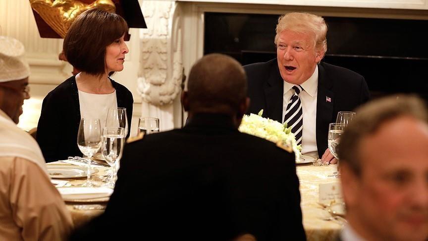 Trump hosts Ramadhan Iftar in the White-house - No Invite for Ilhan & Rashida