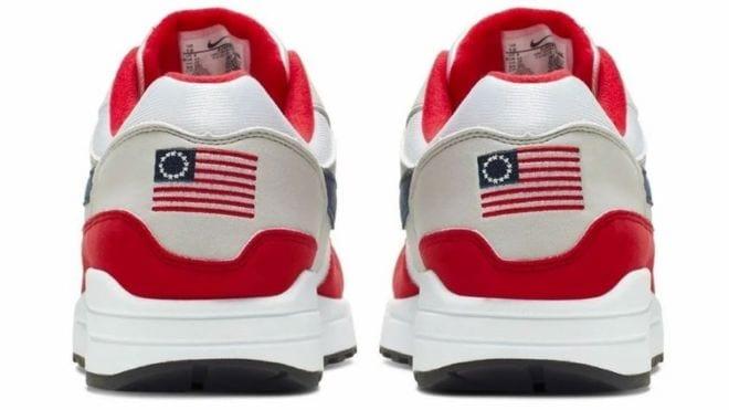 Nike giants brought to heel