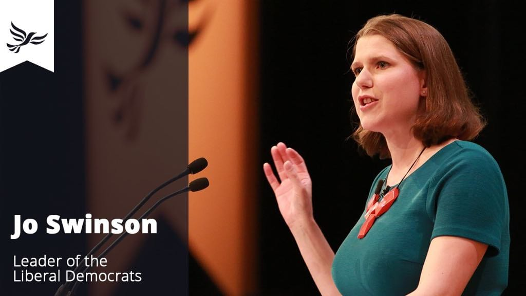 jo swinson becomes lib dems first female leader