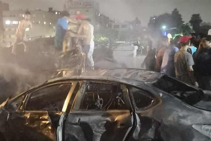 Cairo car explosion kills 19 and injures more than 25