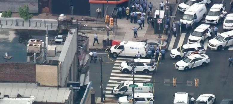 Philadelphia shooting: At least six officers have been shot after a gunman opened fire