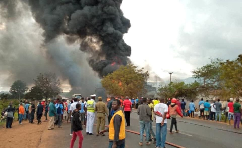 Deadly fuel tanker blast leaves Tanzania in mourning