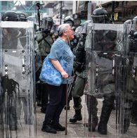 Hong Kong: A huge day of protests