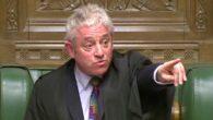 'Biased Speaker' Bercow quits as Tories brand him 'nauseating w****r'