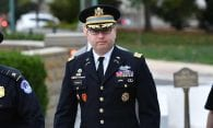 White House adviser tells lawmakers Trump-Ukraine call raised national security concerns