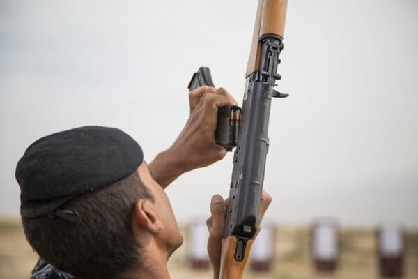 The AK-47 is regarded as the weapon of the century