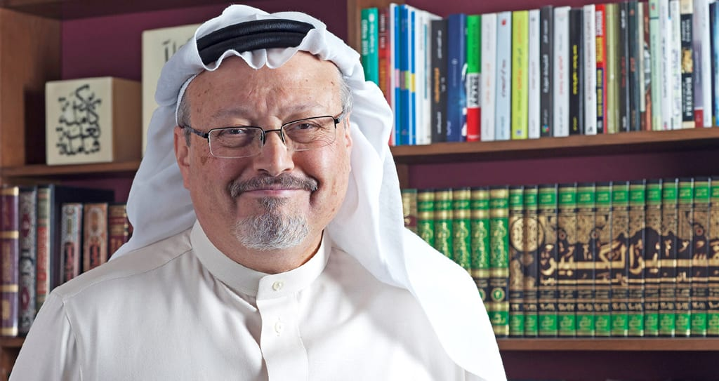 """Are you going to give me an injection?"" Khashoggi asked his murderers"