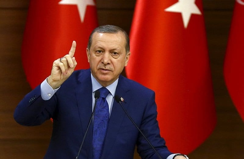 'Hey EU, wake up,' Erdogan threatens to send millions of refugees to Europe if EU labels Turkish op in Syria an invasion