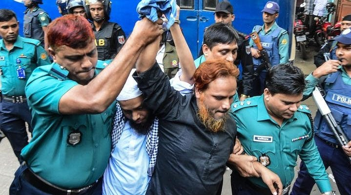 7 men sentenced to death for their roles in Bangladesh's deadliest terror attack