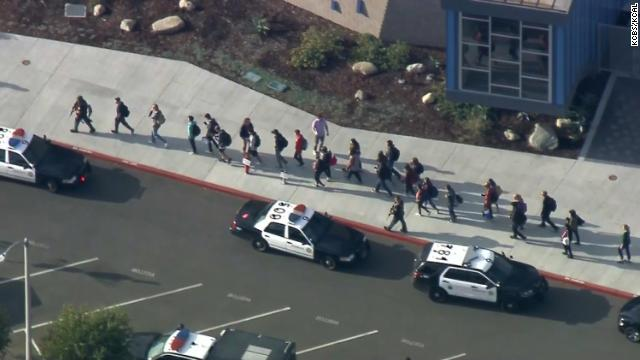 US School shooting -Cali