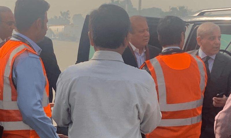 EX-PM Sharif leaves Pakistan for medical treatment