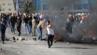 Day of rage- palestinains protest US change on ISraeli settlements