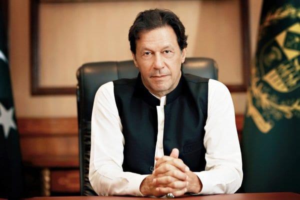 PM Khan meets Crown Prince