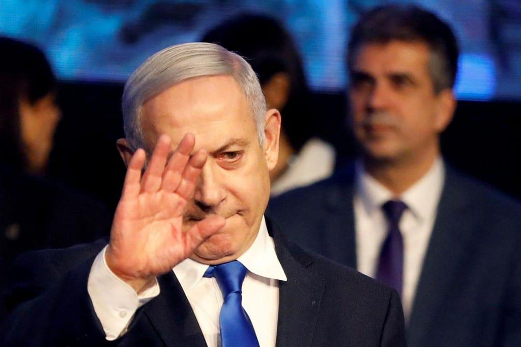netanyahu wins party vote