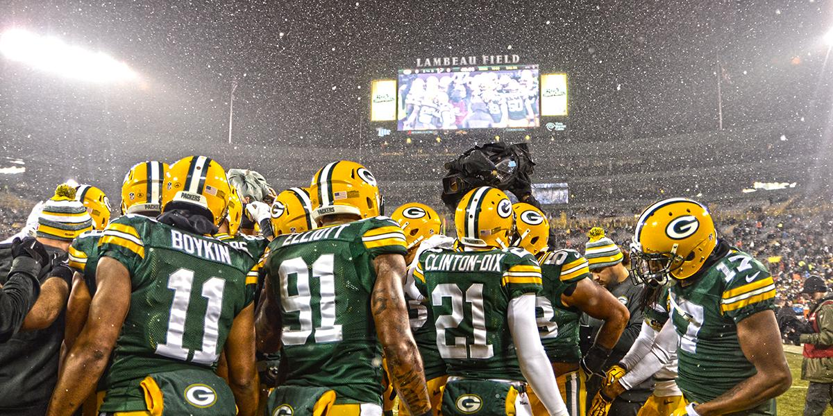 Packers kings of the North
