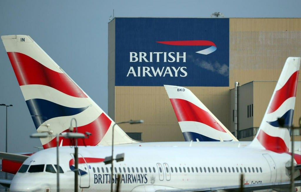 BA stops flights to and from china - coronavirus update