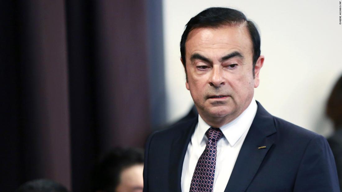 Japan media blasts coward Ghosn