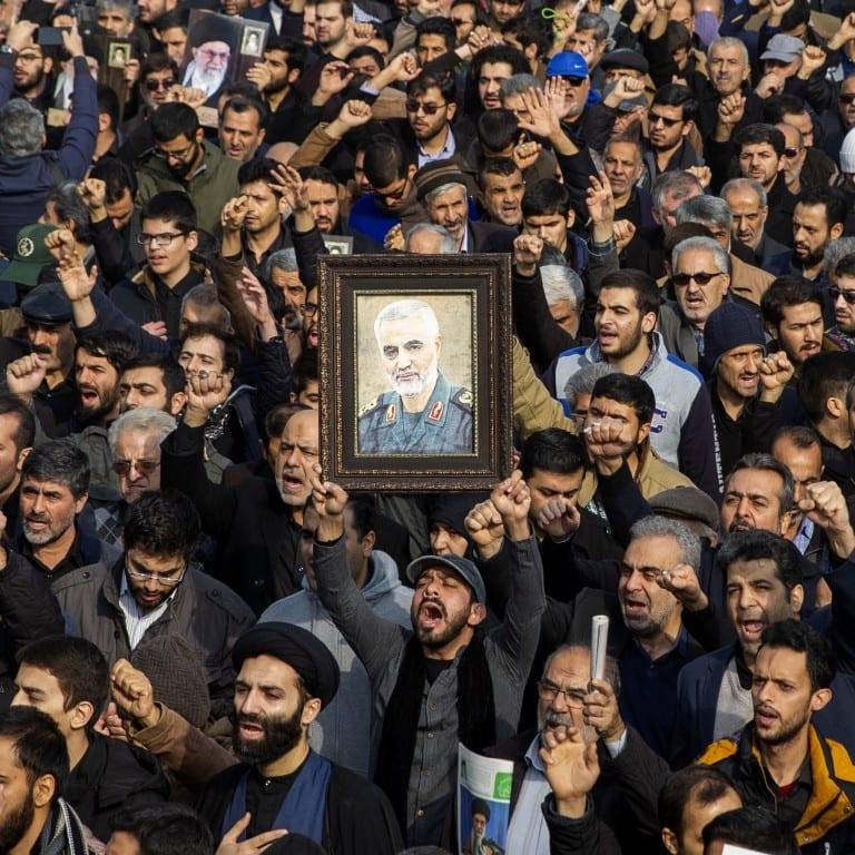 Soleimani death
