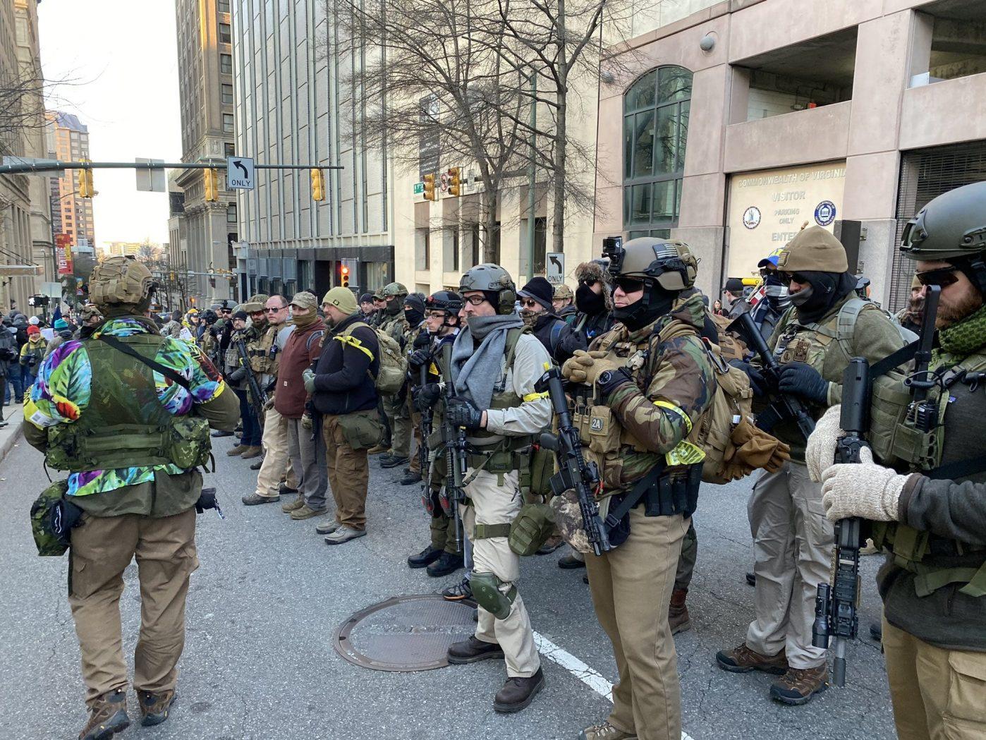 gun rally actually more peaceful than media , hollywood say