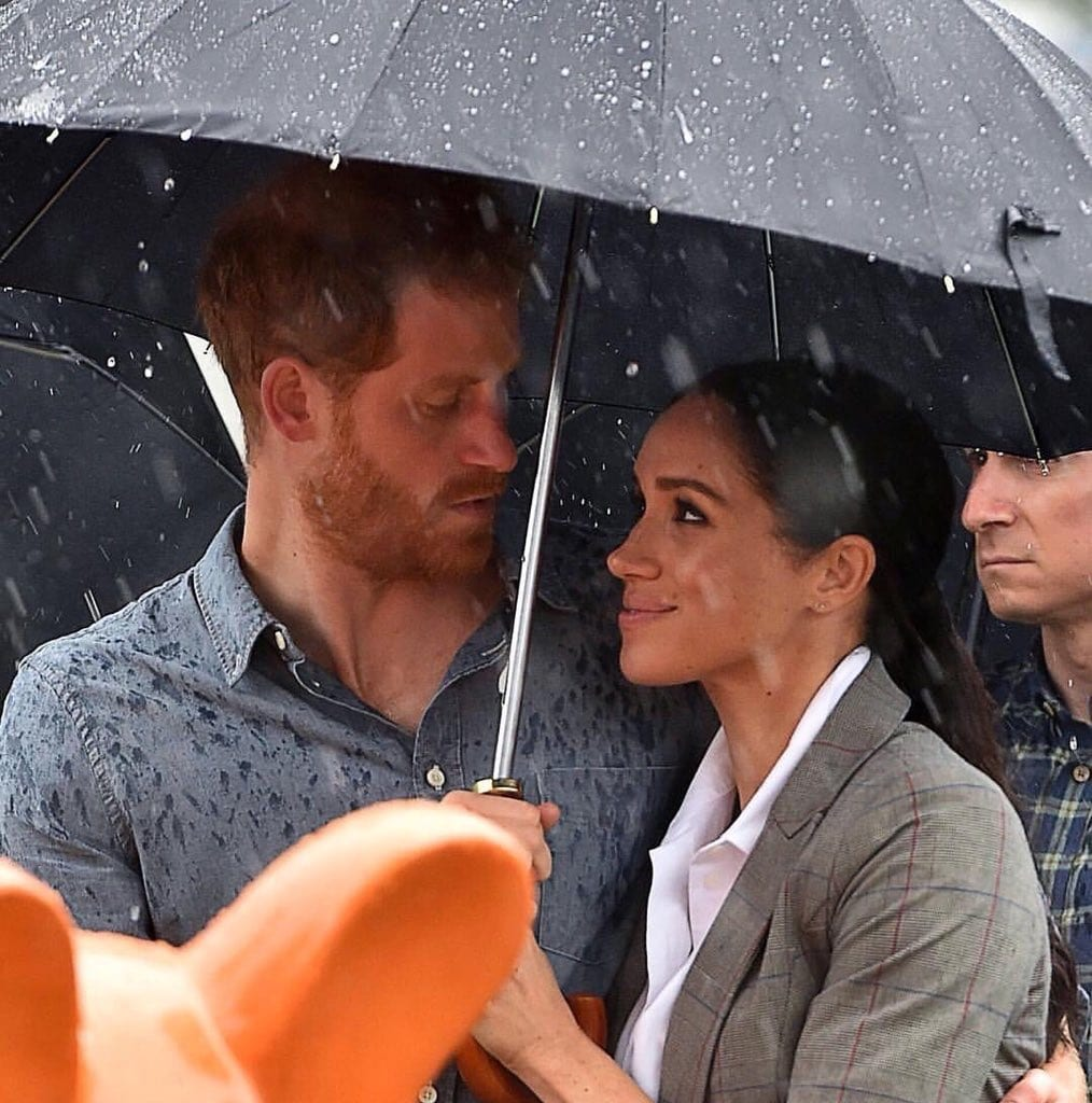 prince harry says there was no other option
