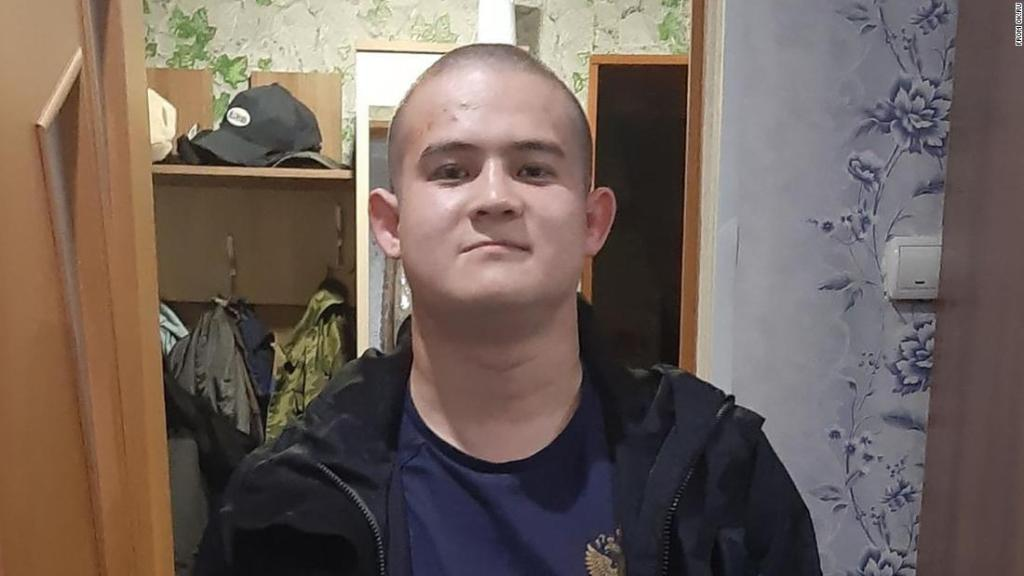 russian soldier accused of mass shooting says he was a victim of hazing