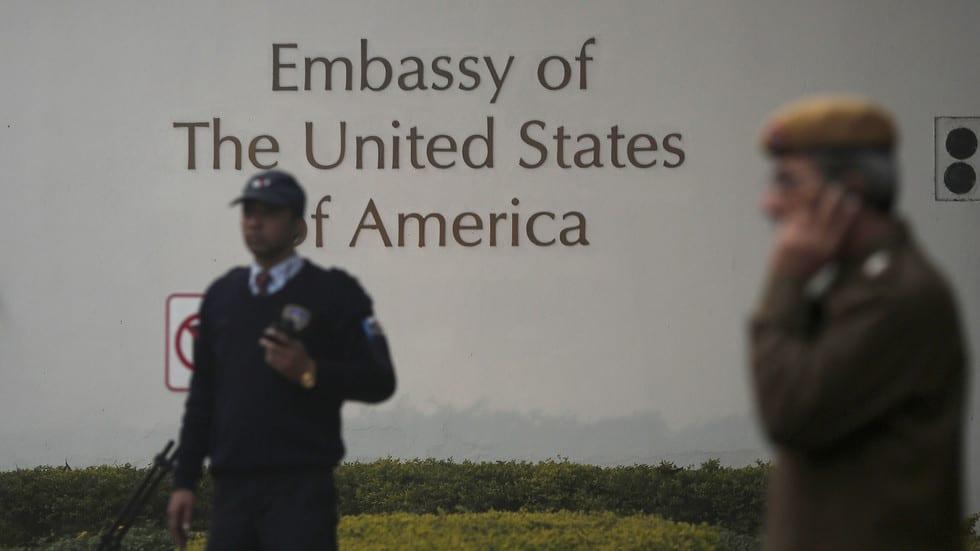 5-year-old raped on grounds of US embassy in new dehli