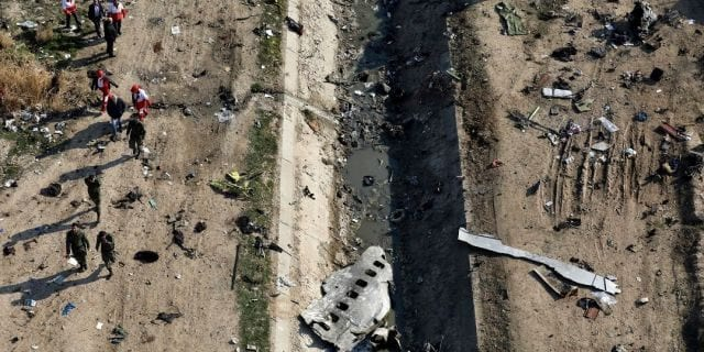 Iran ends cooperation with Ukraine plane crash